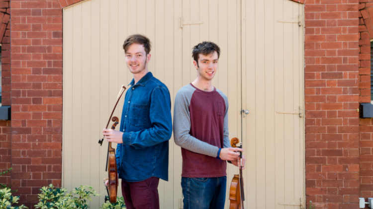 Meet the Egerton brothers—Toowoomba musicians hit the right note at Raymont Residential College